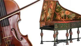 Vorschaubild Cembalo Violine
