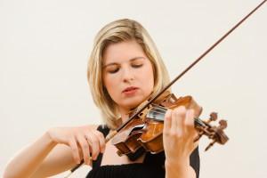 Cornelia Löscher / Violine